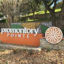 Rental info for Promontory Pointe