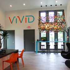 Rental info for Vivid in the San Antonio area