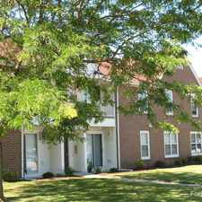 Rental info for Chesterfield Apartments