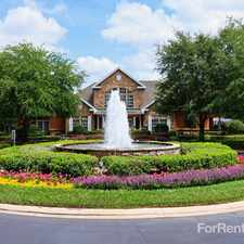 Rental info for Mirabella at Waterford Lakes