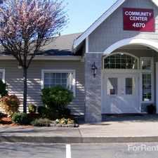 Rental info for College Glen