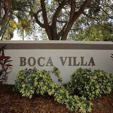 Rental info for Boca Villa