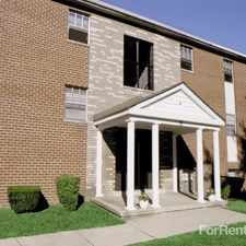 Rental info for Colony Hill Apartments and Townhomes in the Baltimore area