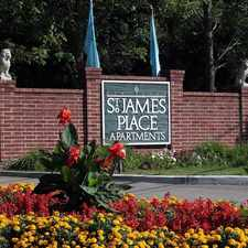 Rental info for St. James Place