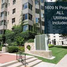 Rental info for 1609 N. Prospect Ave.