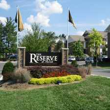 Rental info for The Reserve at Merrick