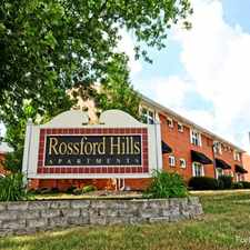 Rental info for Rossford Hills