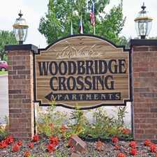 Rental info for Woodbridge Crossing in the Temple area