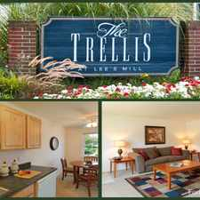 Rental info for The Trellis at Lees Mill