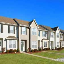 Rental info for Broadwater Townhomes