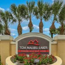 Rental info for TGM Malibu Lakes