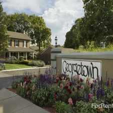 Rental info for Georgetown of Kettering
