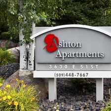 Rental info for Ashton Apartments