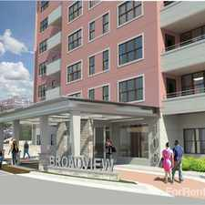 Rental info for The Broadview Apartments