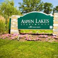 Rental info for Aspen Lakes Apartments