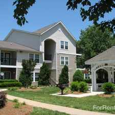 Rental info for Matthews Reserve in the Charlotte area