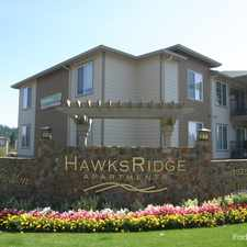 Rental info for Hawks Ridge