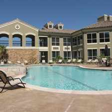 Rental info for The Abbey at Grande Oaks in the San Antonio area