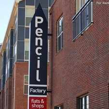 Rental info for Pencil Factory Flats & Shops in the Atlanta area