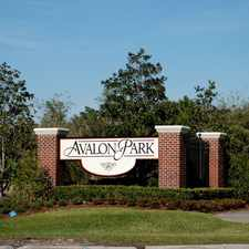 Rental info for Flats At Avalon Park