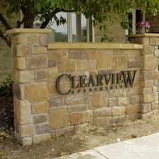 Rental info for ClearView Apartments