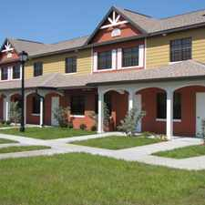 Rental info for Homes of Renaissance Preserve