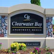 Rental info for Clearwater Bay Apartment Homes