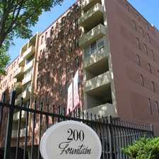 Rental info for 200 Fountain Apartment Homes