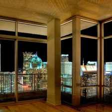 Rental info for The Vue Charlotte on 5th in the Charlotte area