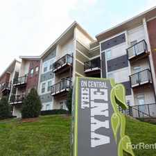 Rental info for Vyne On Central