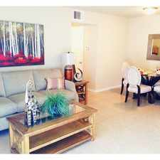 Rental info for Creekwood Apartments