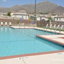 Rental info for Fort Bliss Family Homes