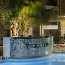 Rental info for Integra Cove