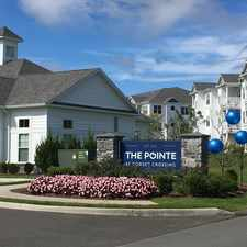 Rental info for The Pointe at Dorset Crossing in the 01550 area
