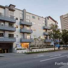 Rental info for 888 Hilgard