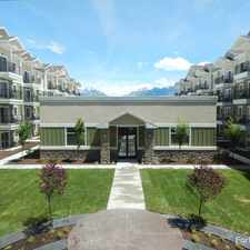 Rental info for Legacy Cottages of South Jordan - Active 55+ Luxury Living Community