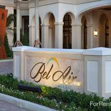 Rental info for Bel Air at Doral