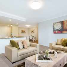 Rental info for An Immaculate Waterfront Estate Lifestyle! in the Pyrmont area