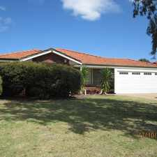 Rental info for SECURE FAMILY HOME in the Atwell area