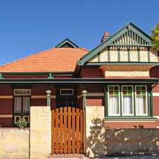 Rental info for STUNNING SUBIACO HOME!