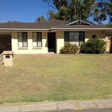 Rental info for QUIET LOCATION in the Perth area