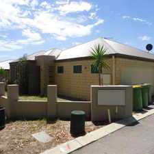 Rental info for Modern and Convenient Villa Living in the Bayswater area