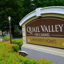 Rental info for Quail Valley on Carmel in the Sharon Woods area