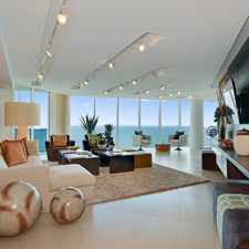 Rental info for Amazing Oceanfront Steven G. Model Corner Residence with Unobstructed Views in the Miami Beach area