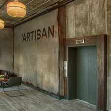 Rental info for Artisan Series in the Hoboken area