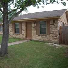 Rental info for Brazos Green Properties