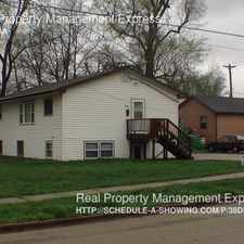 Rental info for 533 N Wayland Avenue in the Sioux Falls area
