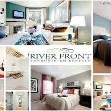 Rental info for River Front in the San Diego area