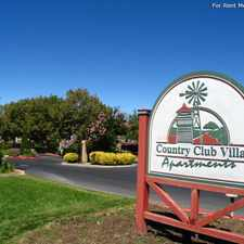 Rental info for Country Club Villa in the San Jose area