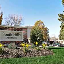 Rental info for South Hills
